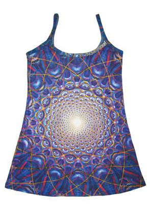 Alex Grey mini-dress